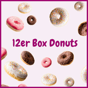 Donuts bestellen 12er Box
