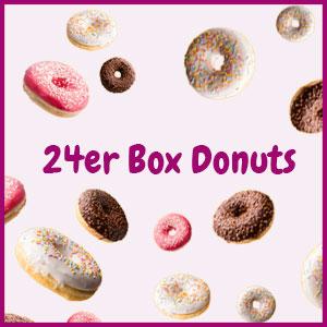 Donuts bestellen 24er Box